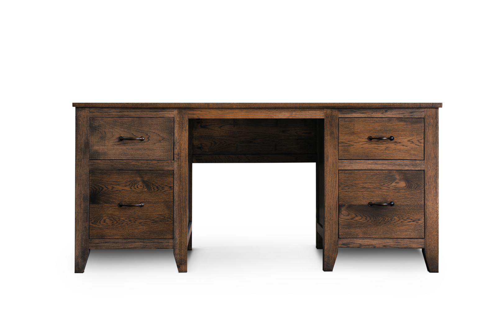 Briar Desk Customizable Executive Desk In Home Office Furniture