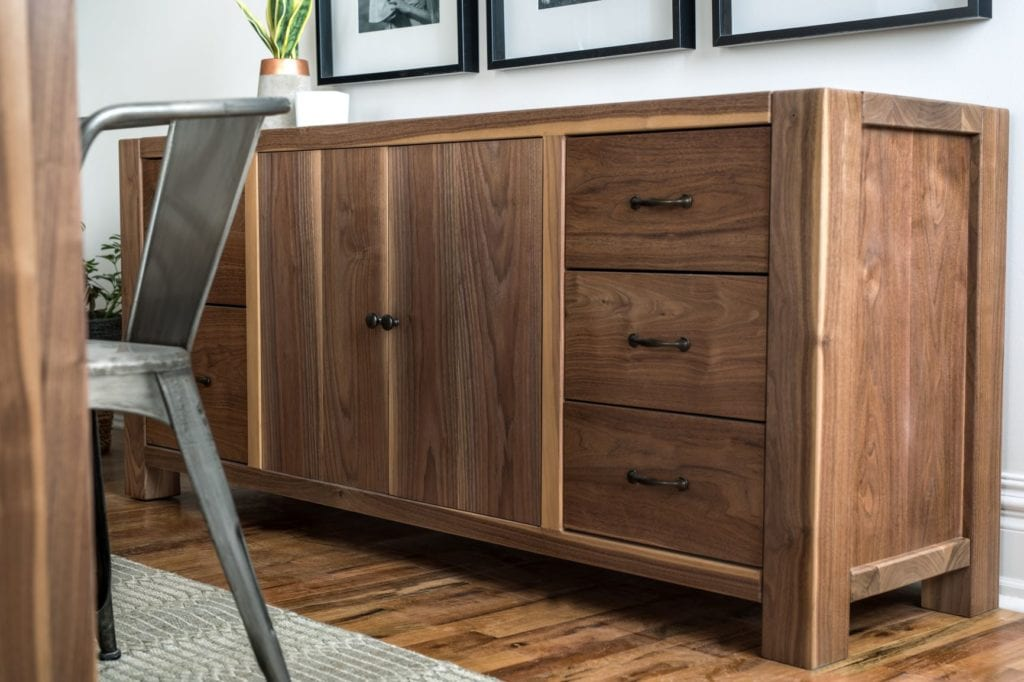 manchester sideboard for custom home office