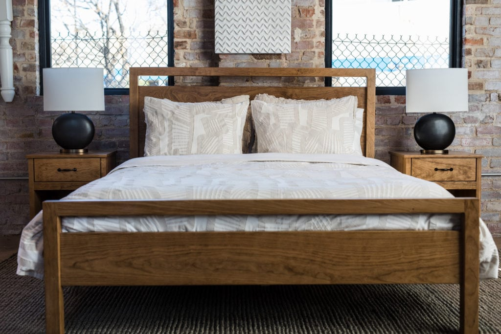 Custom beds and beadboards for Dallas home