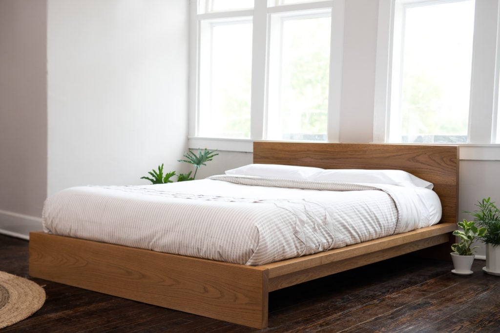 customizing furniture for a master bedroom