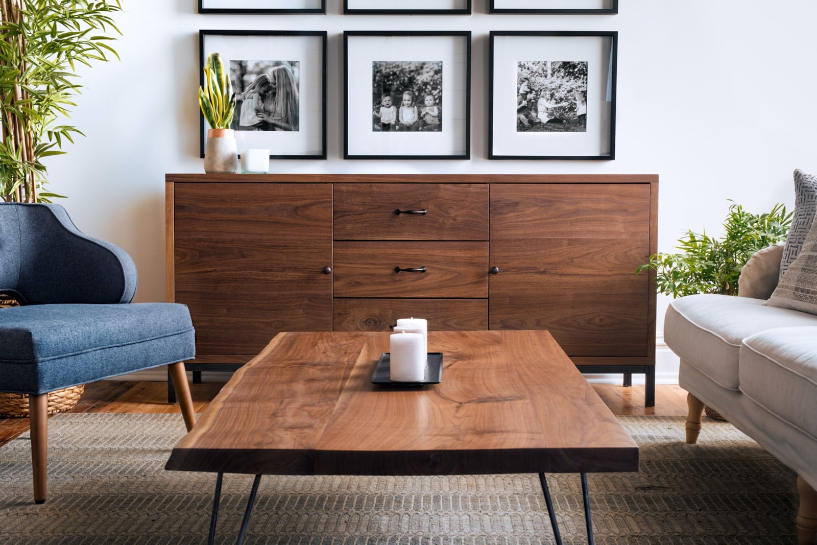 A Credenza Sideboard And Buffet, Dining Room Credenza
