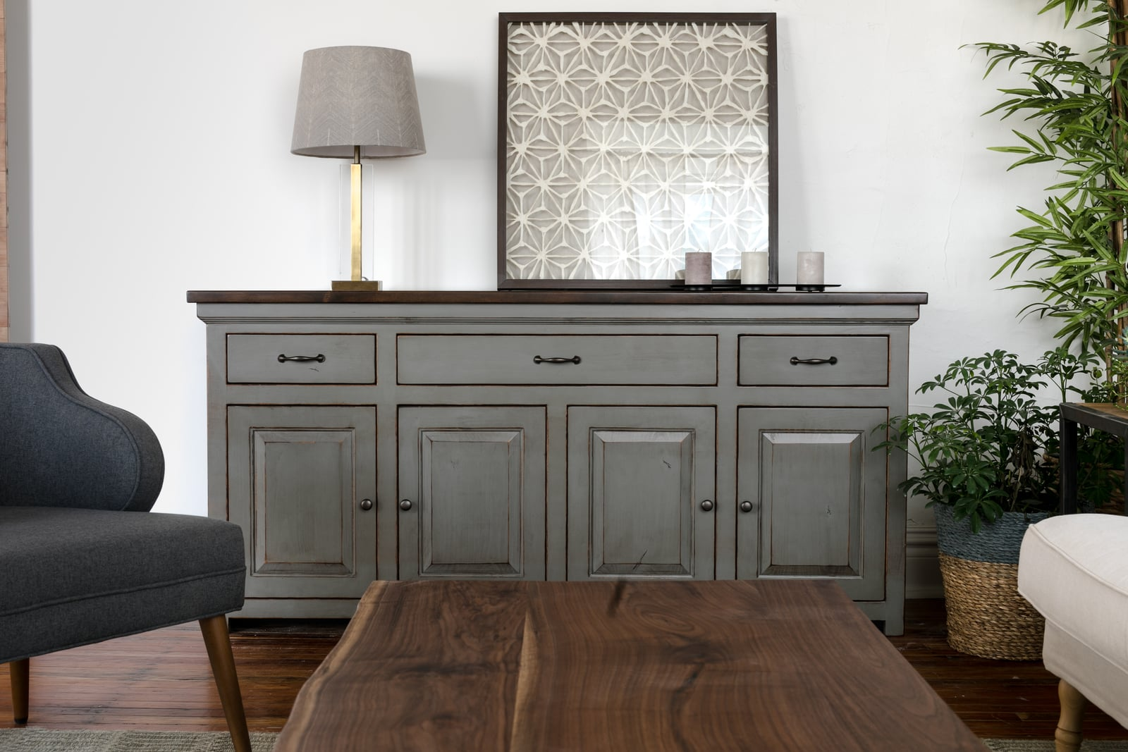 Brighton Sideboard in dining room