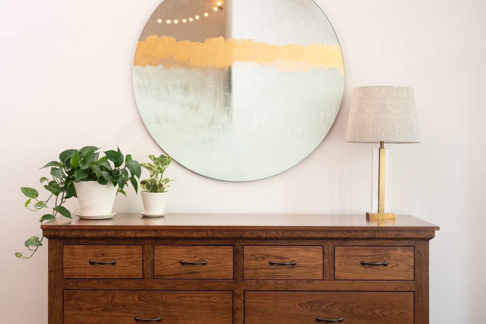 Unruh's custom Augustine Dresser