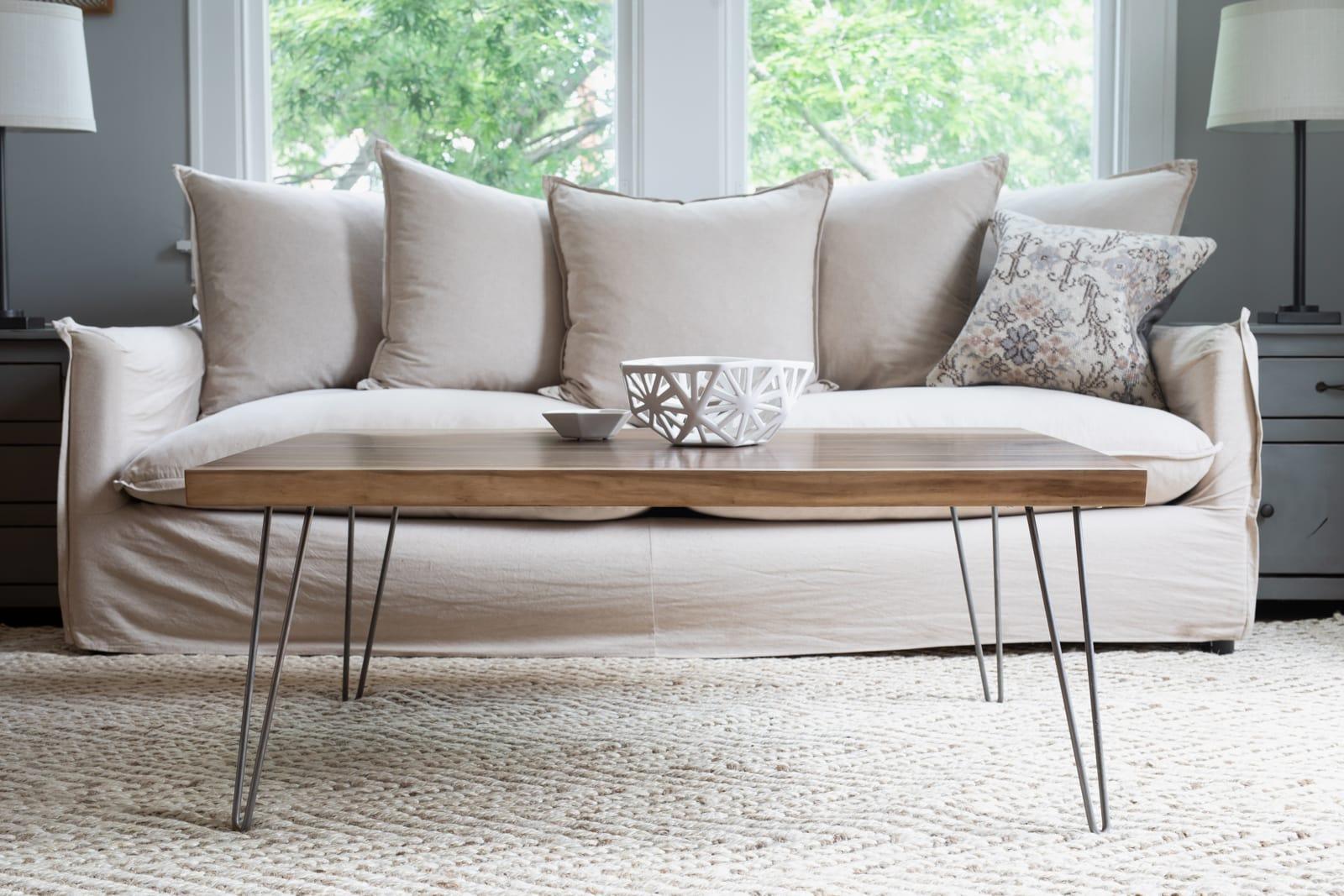 Dearborn Coffee Table | Twenty-First-Century Modern Living Room Furniture