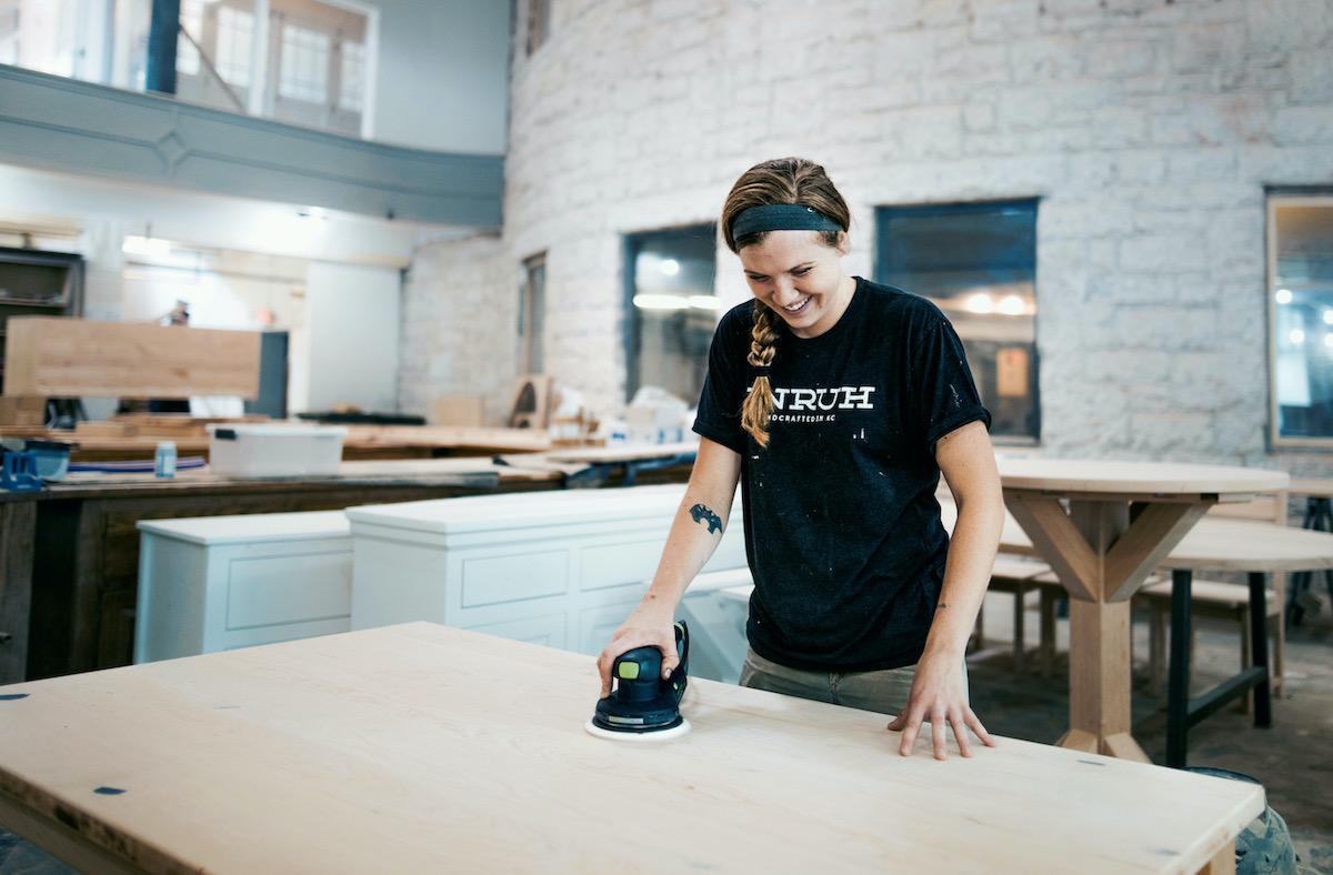 Custom Furniture Carpenter Jobs In Kansas City Dallas Unruh