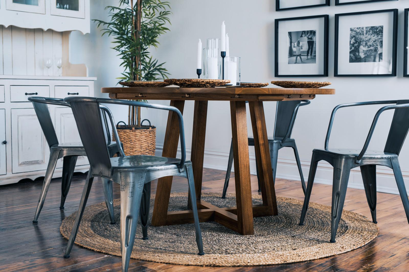 Ward round kitchen table