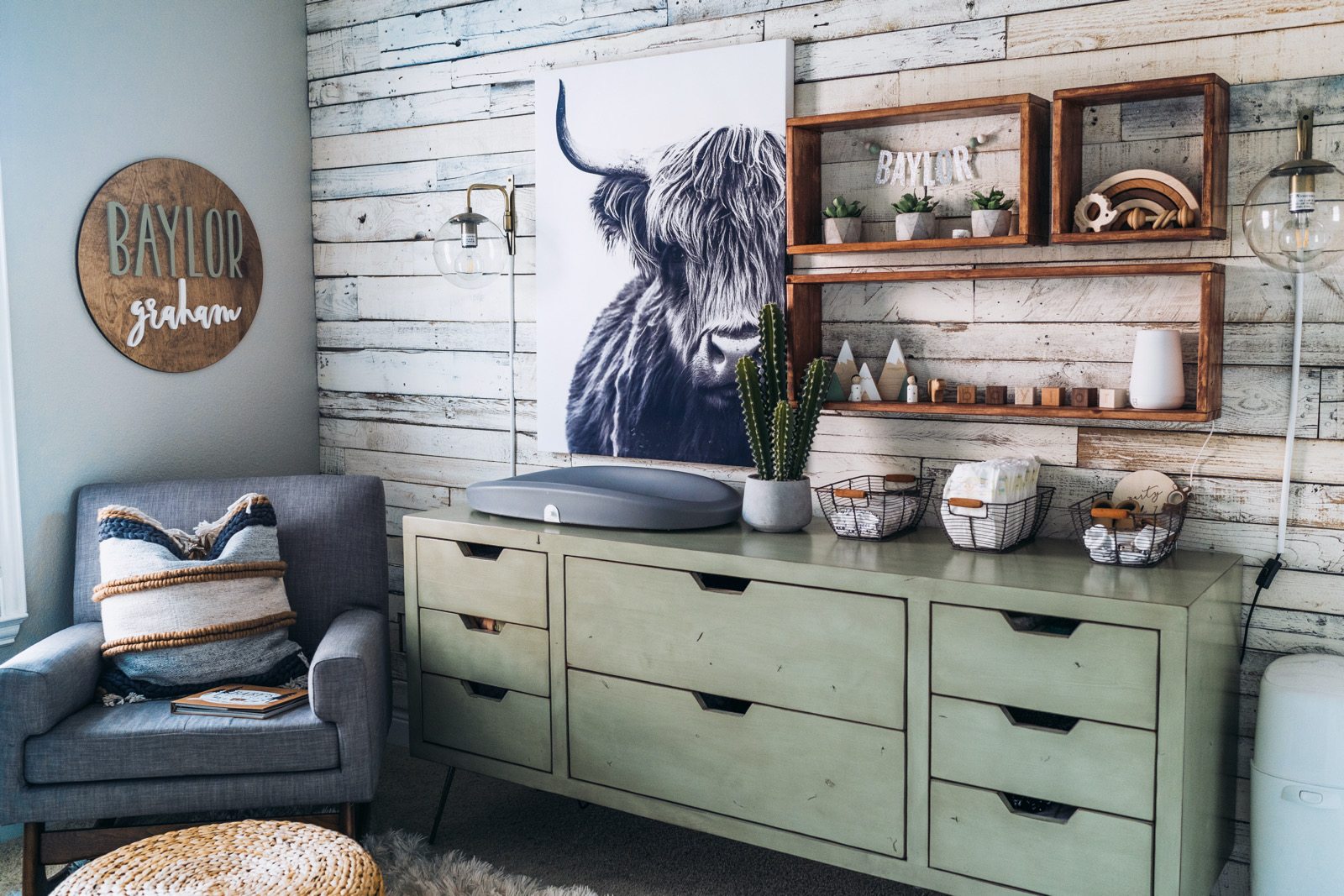 Custom Furniture - Custom Wood Dresser