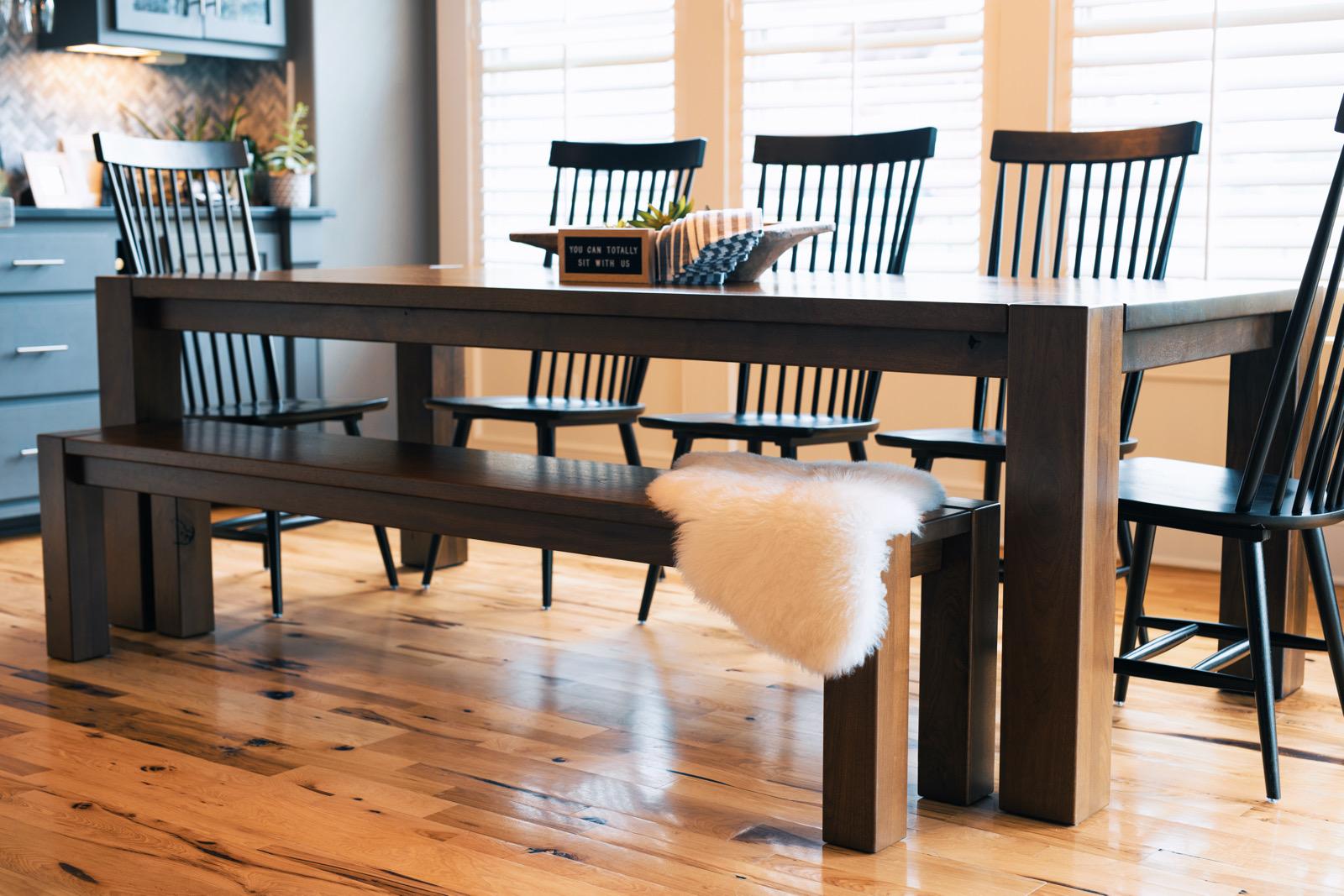 Custom Indoor Furniture Dining Room Set