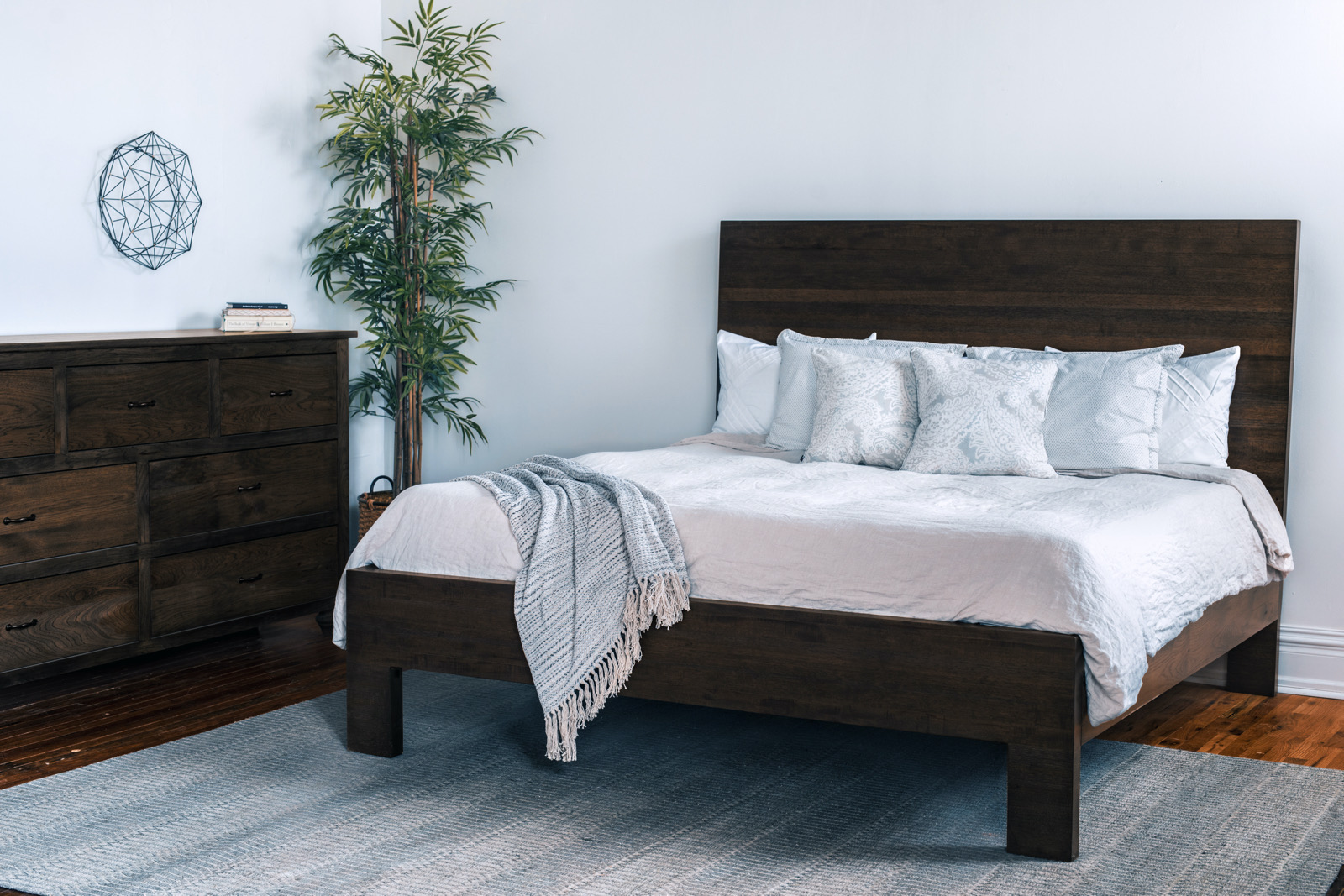 Clydesdale King Size Bed