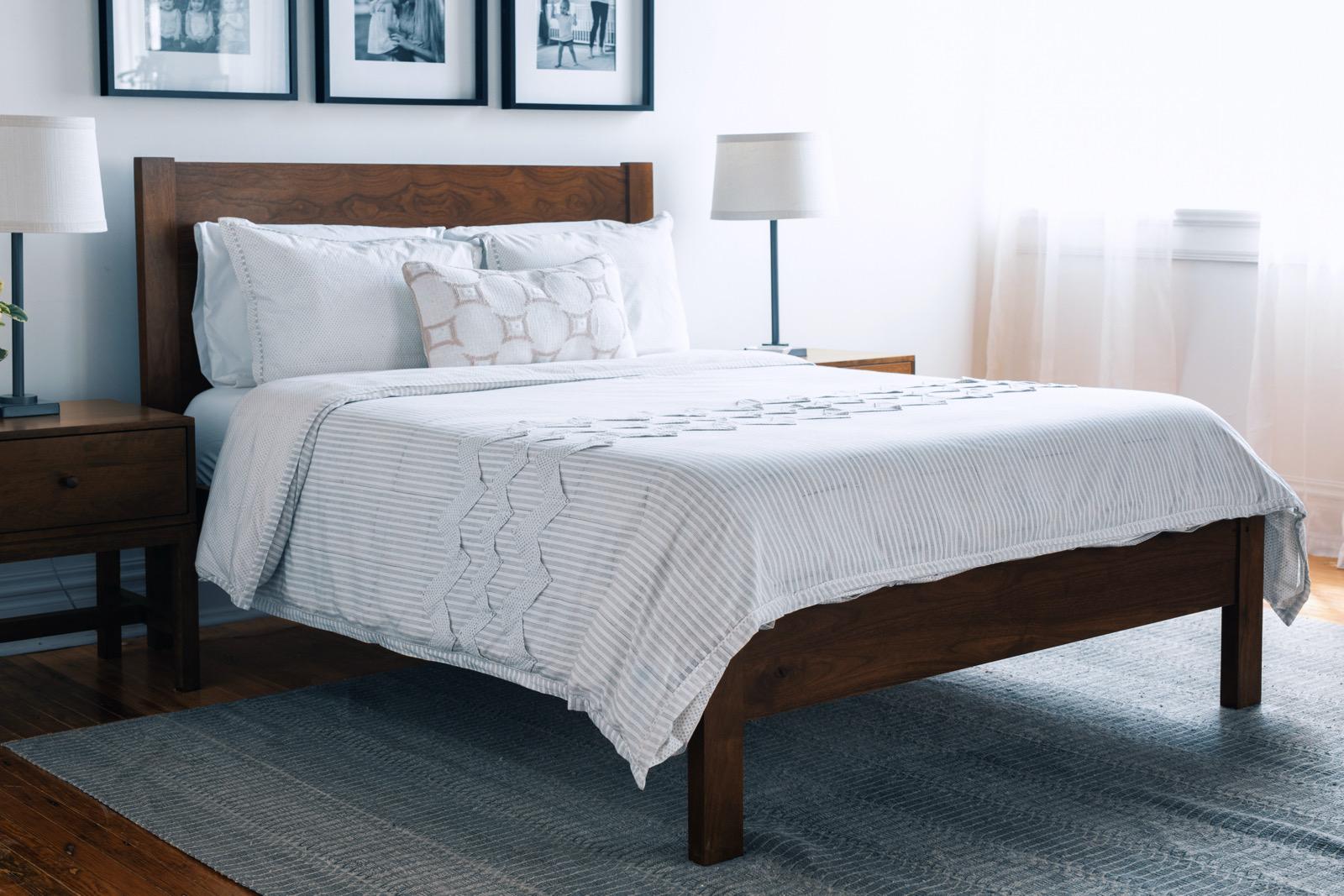 The Windsor Bed Frame