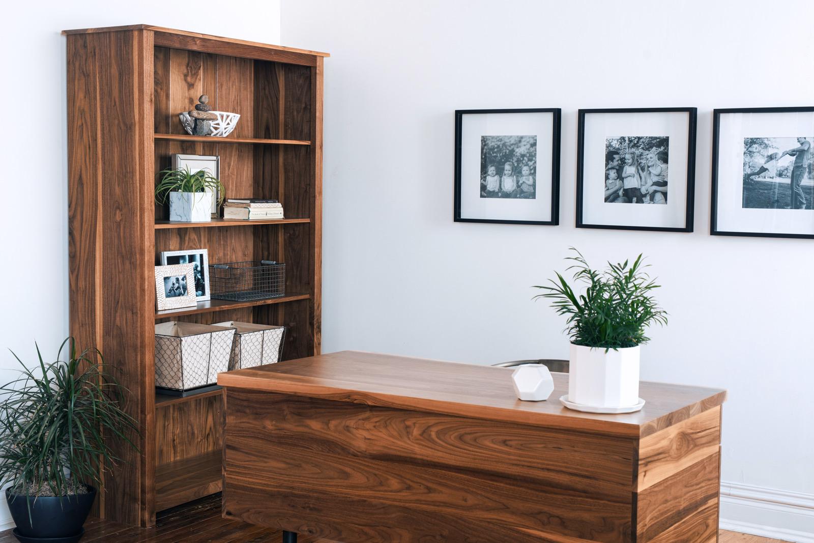 Carolina Bookcase - Home Office Furniture